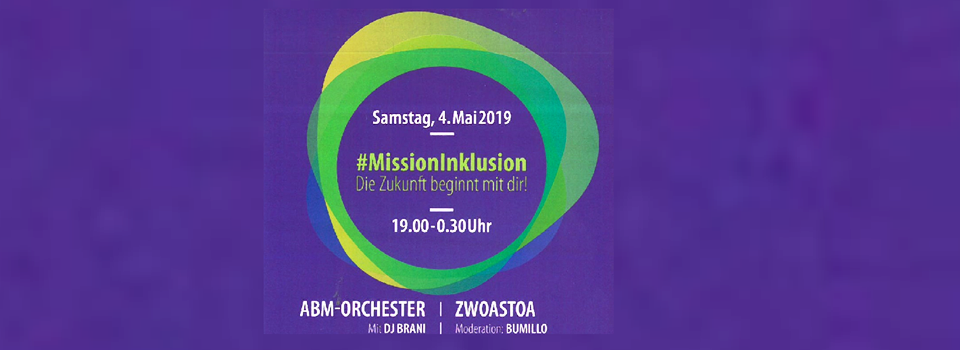 Tanz in den 5.Mai – #MissionInklusion