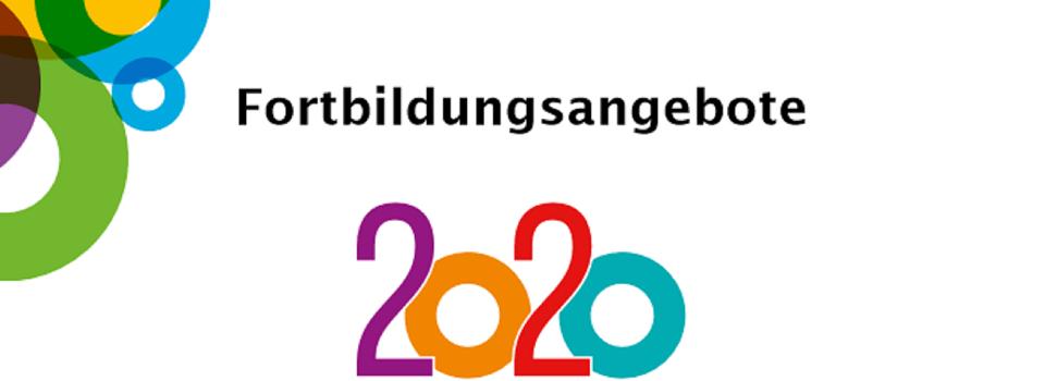 Der Fortbildungskatalog 2020 für ehrenamtlich Mitarbeitende ist endlich online…